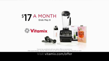 Vitamix TV Spot, 'Built to Last Offer' - Thumbnail 5
