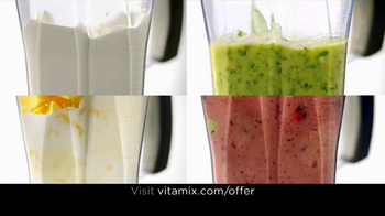 Vitamix TV Spot, 'Built to Last Offer' - Thumbnail 2