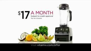 Vitamix TV Spot, 'Built to Last Offer' - Thumbnail 3