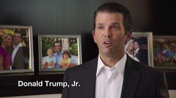 Donald J. Trump for President TV Spot, 'My Dad' Feat. Donald J. Trump, Jr.