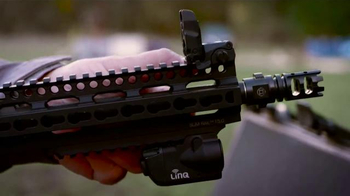 Crimson Trace LiNQ TV Spot, 'Wireless Laser & White Light System' - Thumbnail 3