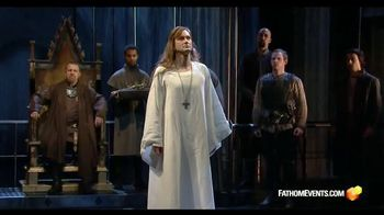 Fathom Events TV Spot, 'The Shakespeare Show' - 9 commercial airings
