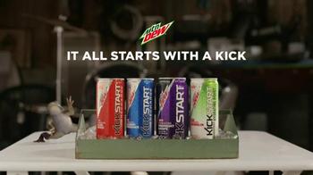 Mountain Dew Kickstart TV Spot, 'Freak Chain' Song by Party Favor - Thumbnail 5