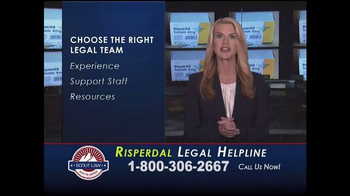 Scout Law TV Spot, 'Risperdal Legal Helpline' - Thumbnail 8
