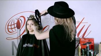 BaBylissPRO Rapido TV Spot, 'Global Beauty Masters' - Thumbnail 4