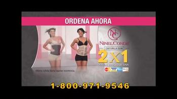 Ninel Conde Cinturilla Slim TV Spot, 'Cinturita de avispa' [Spanish] - Thumbnail 10