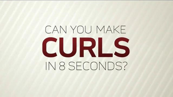 SalonTech Spinstyle TV Spot, 'Make Curls in Eight Seconds' - Thumbnail 1