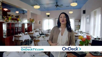OnDeck TV Spot, 'Lluvia's Small Business' - 498 commercial airings