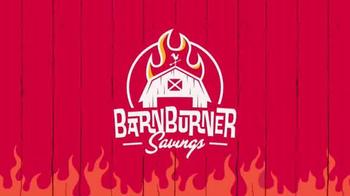 Lowes Foods Barnburner Savings TV Spot, 'Flamin' Hot Prices' - Thumbnail 10