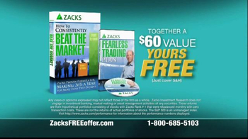 Zacks Investment Research TV Spot, 'The Zacks Rank Stock Rating System' - Thumbnail 9