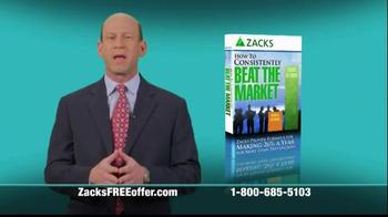 Zacks Investment Research TV Spot, 'The Zacks Rank Stock Rating System' - Thumbnail 1