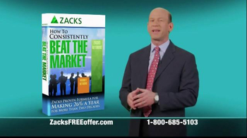 Zacks Investment Research TV Spot, 'The Zacks Rank Stock Rating System' - Thumbnail 7