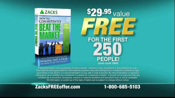 Zacks Investment Research TV Spot, 'The Zacks Rank Stock Rating System' - Thumbnail 8