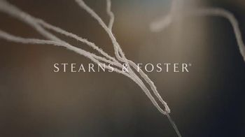 Stearns & Foster TV Spot, 'Stitching'