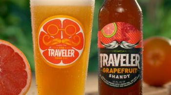 Traveler Grapefruit Shandy TV Spot, 'Road to Refreshment: Part One' - Thumbnail 3