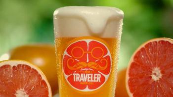 Traveler Grapefruit Shandy TV Spot, 'Road to Refreshment: Part One' - Thumbnail 4