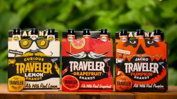 Traveler Grapefruit Shandy TV Spot, 'Road to Refreshment: Part One' - Thumbnail 6