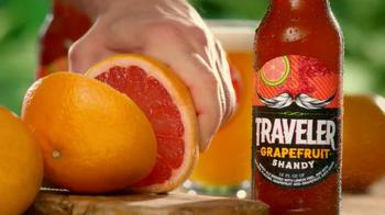 Traveler Grapefruit Shandy TV Spot, 'Road to Refreshment: Part One' - Thumbnail 7