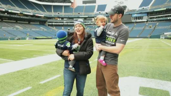 NFL Newborn Fan Club TV Spot, 'Lifelong Seahawks Fans' - Thumbnail 1