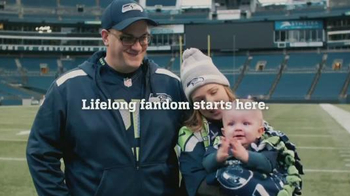 NFL Newborn Fan Club TV Spot, 'Lifelong Seahawks Fans' - Thumbnail 6