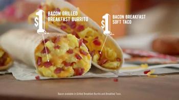 Taco Bell TV Spot, 'People Want: Bacon Burrito' - Thumbnail 3