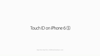Apple iPhone 6s TV Spot, 'Fingerprint' - Thumbnail 3