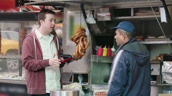 Carl's Jr. Pretzel Breakfast Sandwich TV Spot, 'NYC Pretzel Guys' - 776 commercial airings
