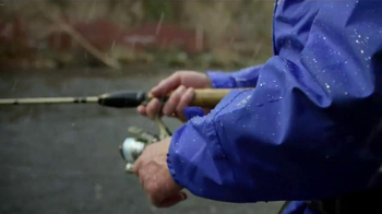 Cabela's Rainy River PacLite Parka TV Spot, 'Weather Man Proof' - Thumbnail 1