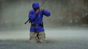 Cabela's Rainy River PacLite Parka TV Spot, 'Weather Man Proof'