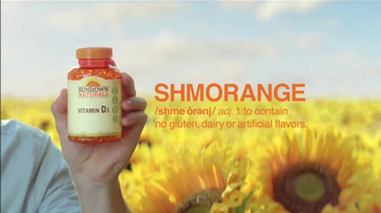 Sundown Naturals TV Spot, 'Shmorange: T-Shirt' - Thumbnail 5