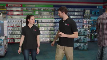 GameStop TV Spot, 'Uncharted 4: Larping'