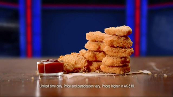 Burger King Chicken Nuggets TV Spot, 'Senator' - Thumbnail 6