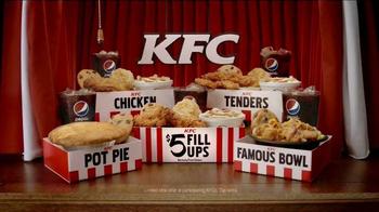KFC $5 Fill Ups TV Spot, 'Real Meals' - Thumbnail 2