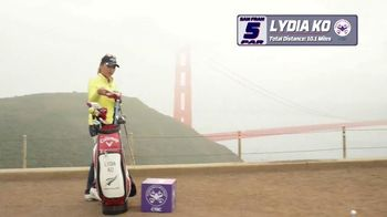 LPGA TV Spot, '2016 Swinging Skirts LPGA Classic' Featuring Lydia Ko - 6 commercial airings