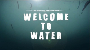 Volcom Boardshorts Welcome to Water Collection TV Spot, 'Waves' - Thumbnail 7