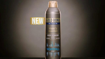 Gold Bond Ultimate Men's Body Powder TV Spot, 'Behold' Ft. Shaquille O'Neal - Thumbnail 7