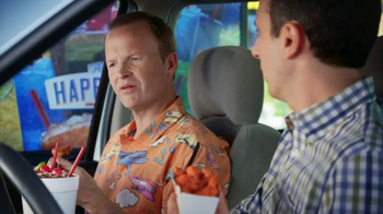 Sonic Drive-In Half Price Wings TV Spot, 'Wingman' - 548 commercial airings