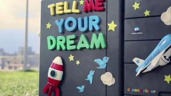 Konica Minolta Business Solutions TV Spot, 'Dream Printer'