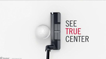 Cleveland Golf 2135 Putter TV Spot, 'Is Your Putter Lying to You?'