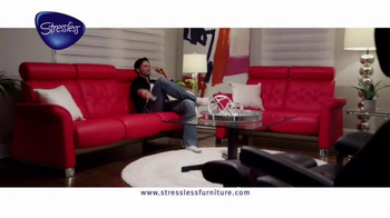Ekornes Stressless Furniture TV Spot, 'Take a Time-Out' - Thumbnail 2