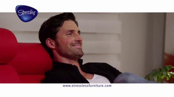 Ekornes Stressless Furniture TV Spot, 'Take a Time-Out'