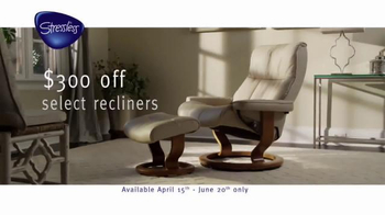 Ekornes Stressless Furniture TV Spot, 'Take a Time-Out' - Thumbnail 6