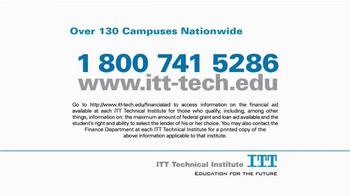 ITT Technical Institute TV Spot, 'Merrick & Company' - Thumbnail 4
