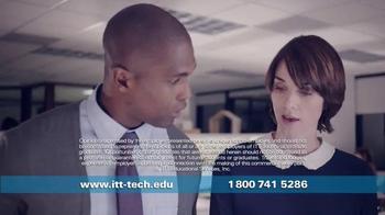ITT Technical Institute TV Spot, 'Merrick & Company' - Thumbnail 3