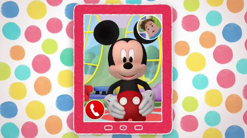 Disney Junior Magic Phone App TV Spot, 'Tap & Swipe: Sofia the First' - Thumbnail 4