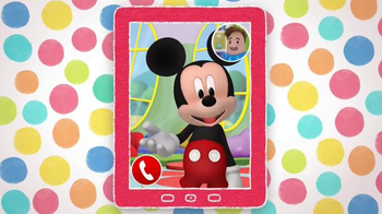 Disney Junior Magic Phone App TV Spot, 'Tap & Swipe: Sofia the First' - Thumbnail 5