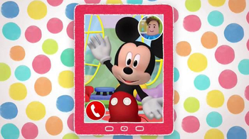 Disney Junior Magic Phone App TV Spot, 'Tap & Swipe: Sofia the First' - Thumbnail 6
