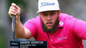 Titleist Pro V1X TV Spot, 'Winners' Circle: Andrew Johnston' - 2 commercial airings
