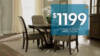 Ashley Furniture Homestore TV Spot, 'Curves, Shine and Design' - Thumbnail 4