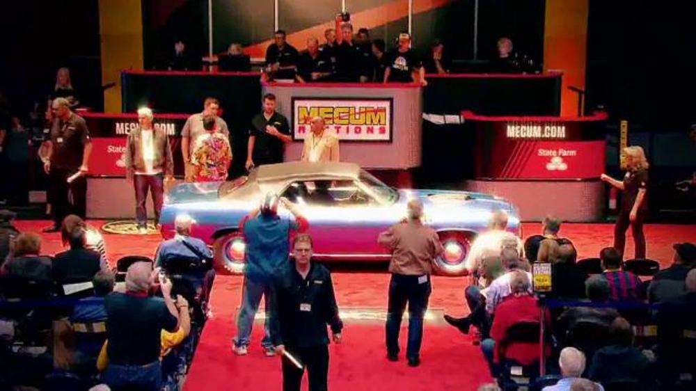 Mecum Auctions TV Commercial Portland Expo Center ISpottv - Portland expo car show
